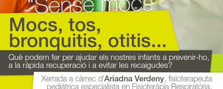 Xerrada a Maristes Montserrat Lleida
