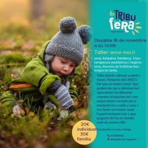 Taller sense Mocs a la Tribufera | VuitOnze