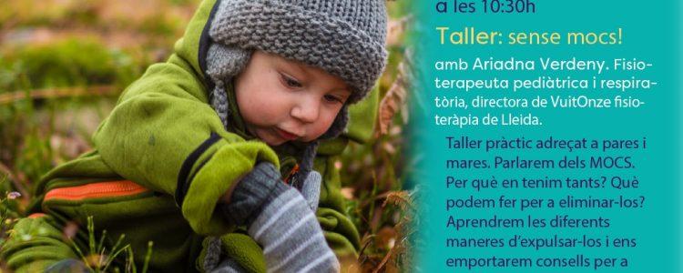 Taller: sense mocs! a la Tribufera