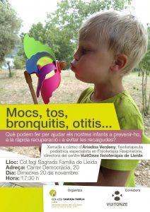 Taller Sense Mocs al Sagrada Família de Lleida | VuitOnze