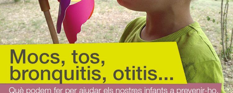 Xerrada: Sense Mocs! Llar d'infants Maristes Montserrat de Lleida